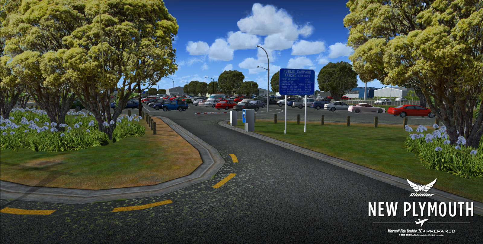 New Plymouth (NZNP) | Riddlez Interactive
